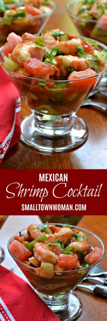 Mexican Shrimp Cocktail | Shrimp Cocktail | Mexican Cuisine | Shrimp Appetizer | Appetizer | Shrimp Recipes | Cold Shrimp Appetizers | Small Town Woman #mexicanshrimpcocktail #shrimpcocktail #smalltownwoman #mexicanshrimprecipes