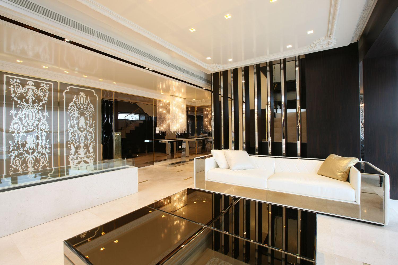 Modern luxury interior design luxury modern for Luxury apartment design interiors