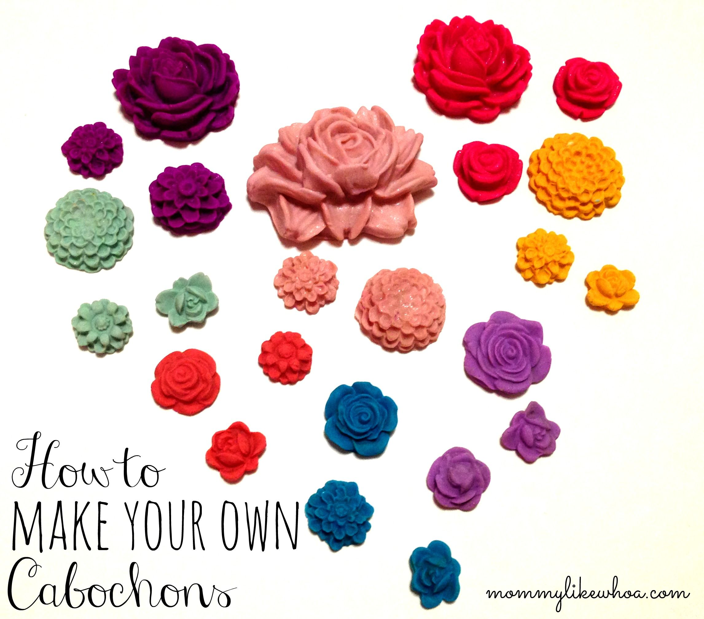 How To Make Your Own Cabochons