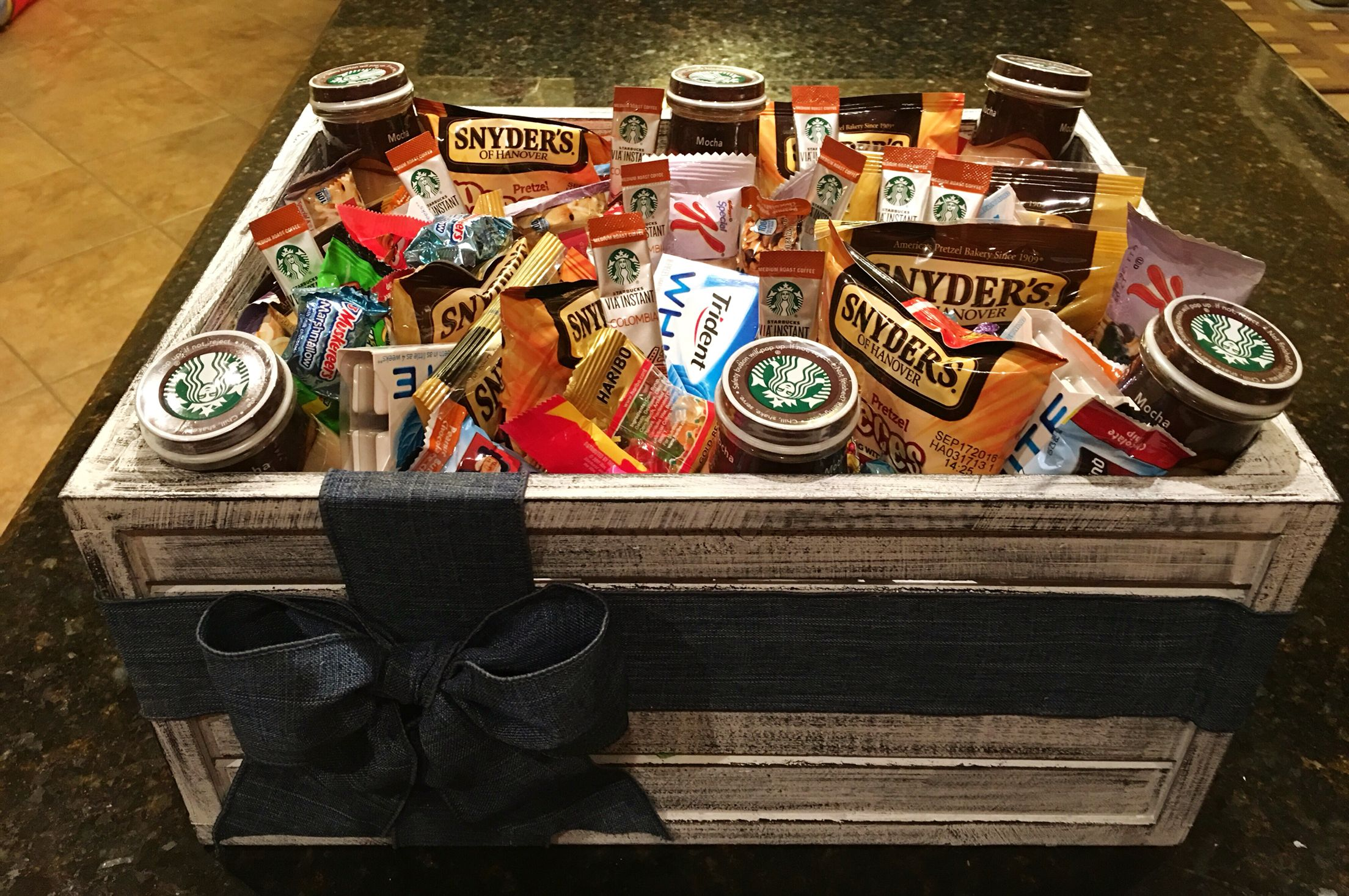18+ Craft gift baskets delivered ideas