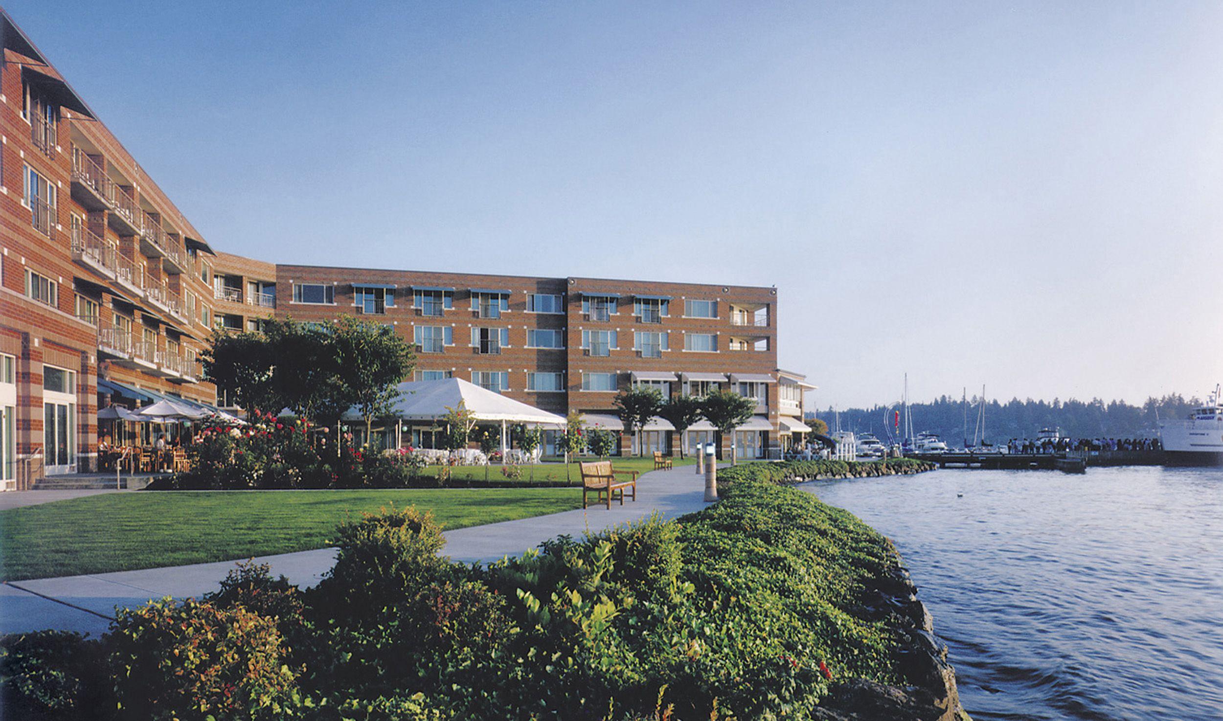 Summer At The Woodmark Hotel Still Spa Kirkland Wa