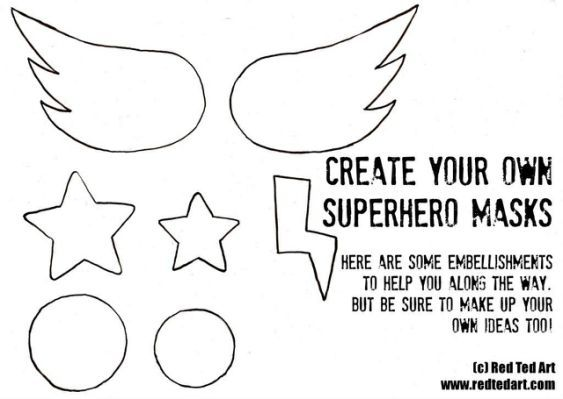 Go Back  Gallery For  Superhero  Super Hero Vbs