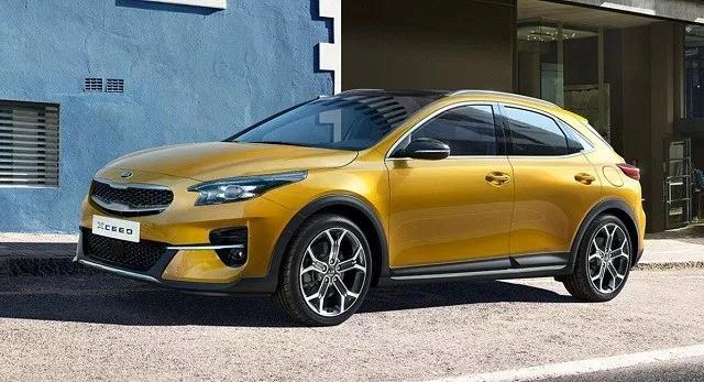Kia Xceed Noul Crossover Compact Kia Ceed Kia Suv