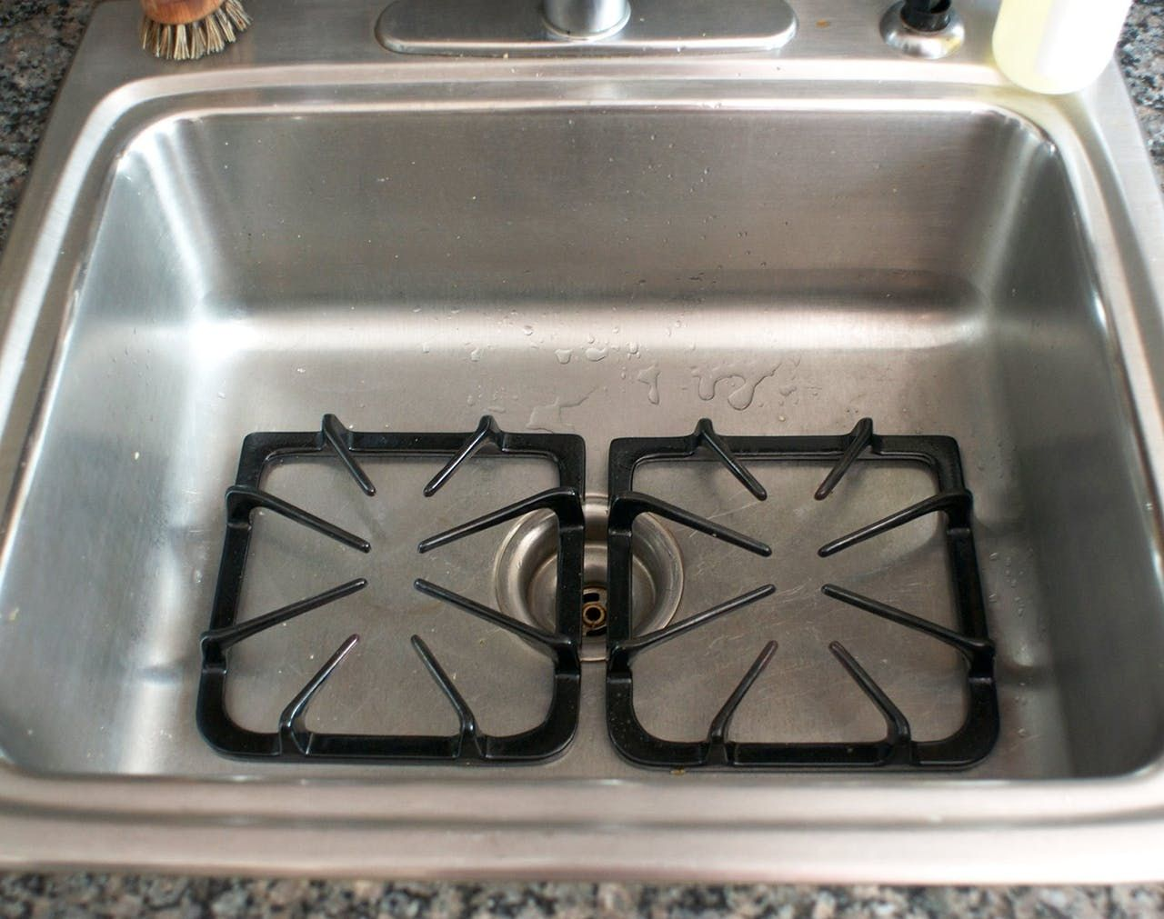 How to clean enameled cast iron stove grates cast iron