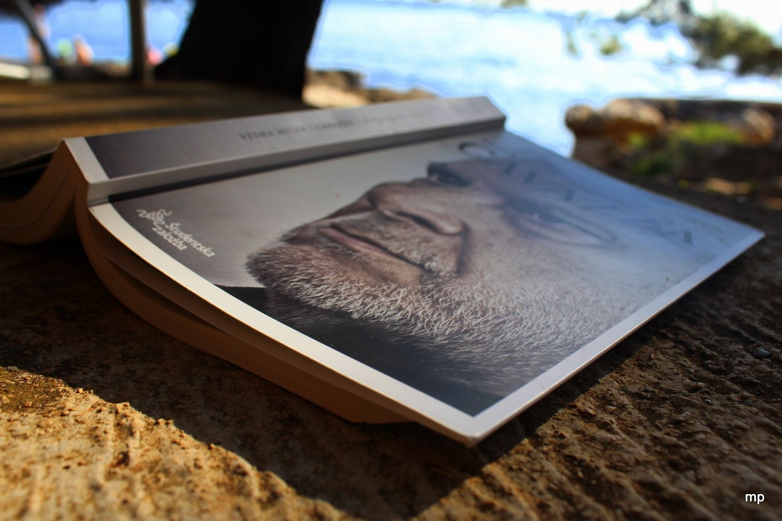 19.8.2014  tema: berem... o življenju Borisa Cavazze