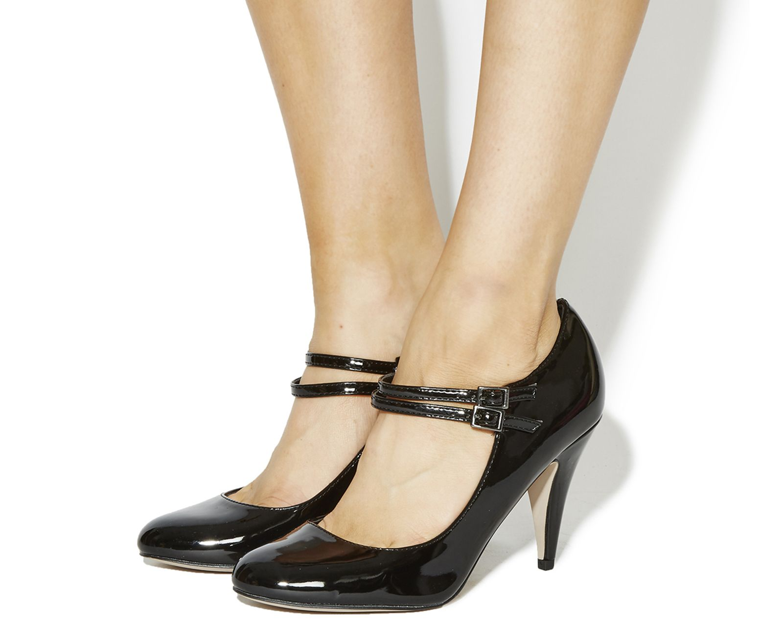 For Quizzical Double Strap Mary Janes By Office At Style