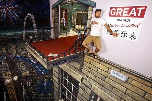 Shanghai with Visit Britain - Joe Hill