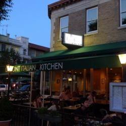 Dupont Italian Kitchen 1637 17th Street Nw Casual Italian