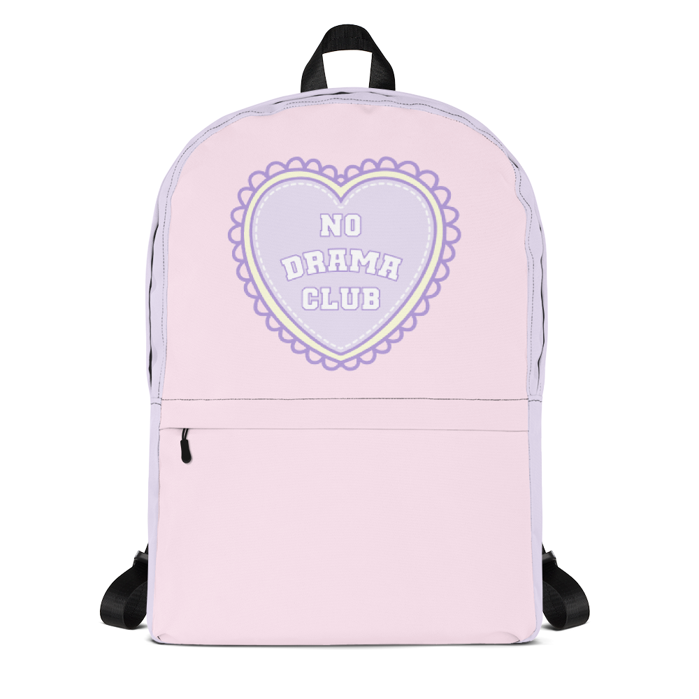 Keep Out Of Drama With This Melanie Martinez K 12 Inspired Backpack Made From 100 Polyester Dimensions H 16 42cm W 12 Drama Club Drama Backpacks