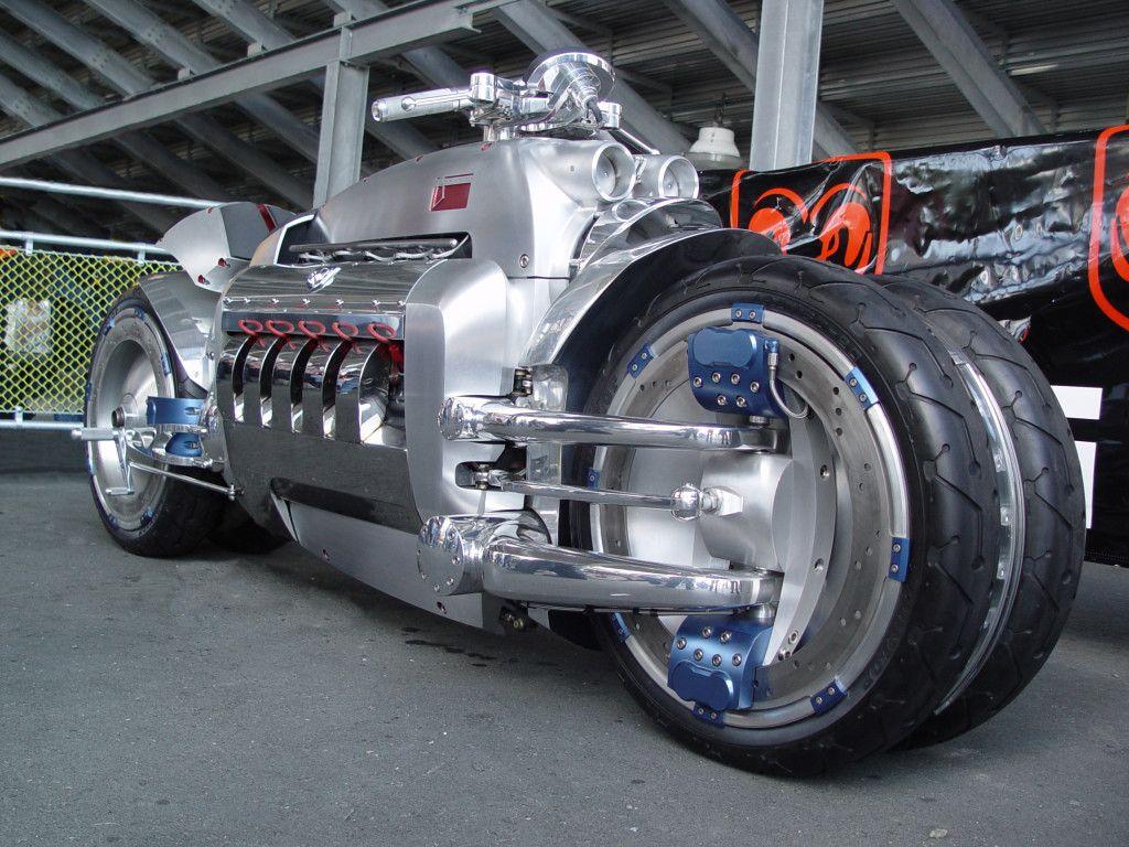 World Fastest Bike Dodge Tomahawk 550 Kmp H Easy Rider Bikes