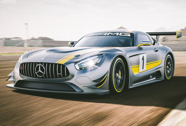 Zero To Sex In Seconds Meet The Mercedes Amg Gt Race Car