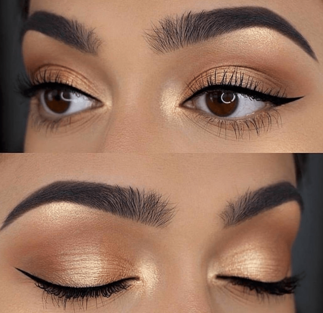 10 Different Eyeshadow Looks with Bronze Colors | M A K E ...