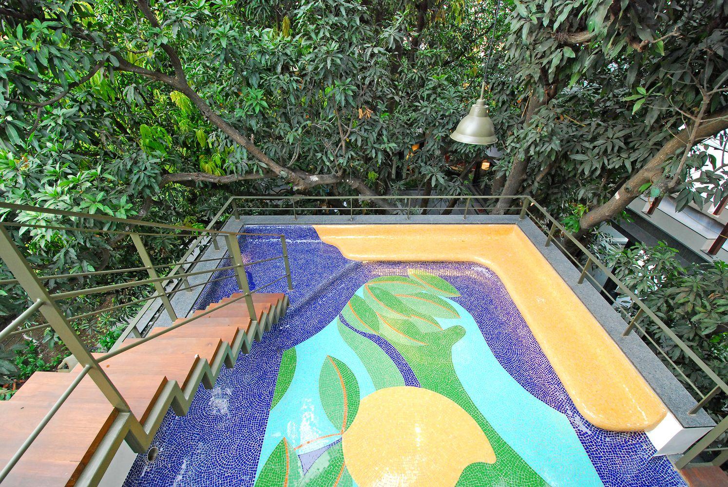 Gallery of The Mango Tree House / Ujjval Panchal + Kinny Soni – 3