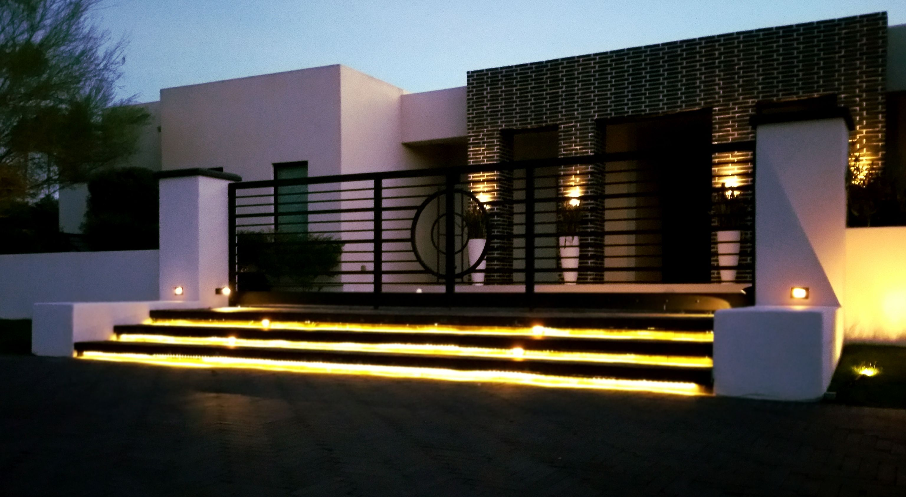outdoor led lighting patio and garden