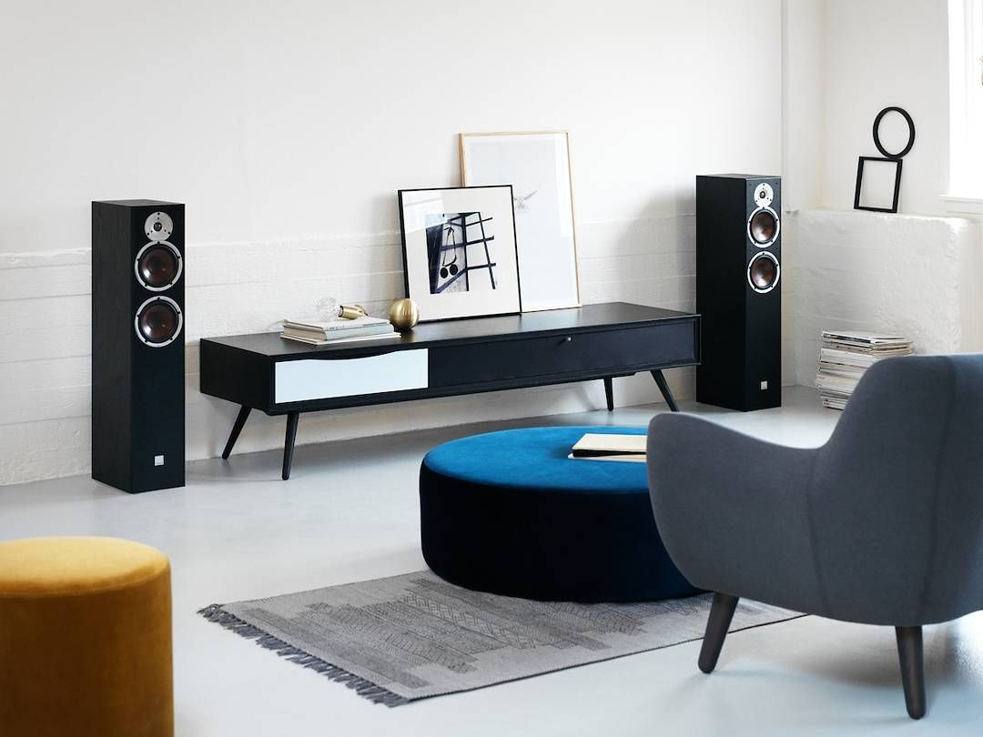 The Floorstanding Spektor 6 Is The Power House Of The Spektor Family Serving Up A Detailed Dynamic And Powerful Audio Repr Audio Room Bookshelf Speakers Dali