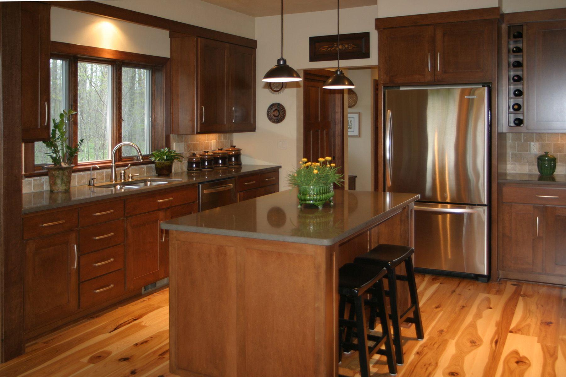 Decora tu cocina con al estilo rustico y campestre. Usa plantas ...