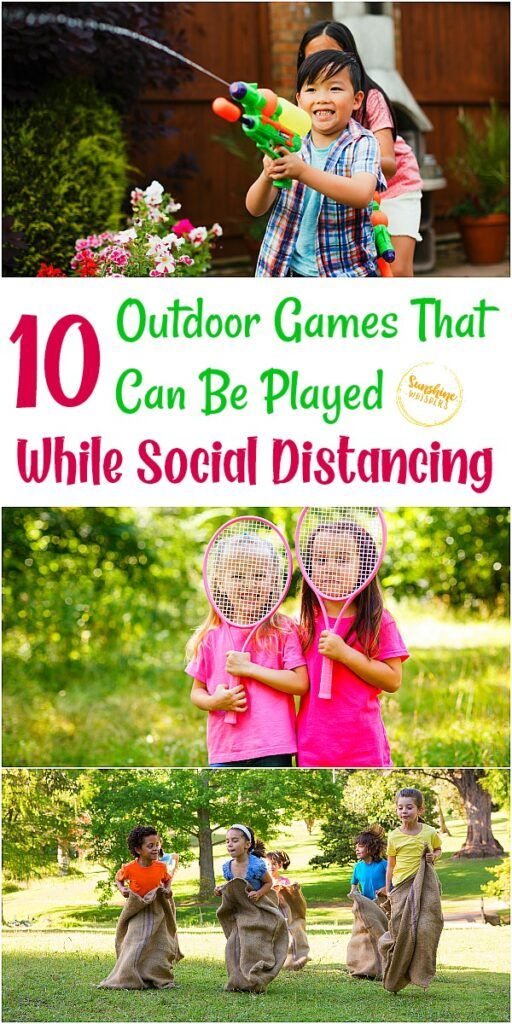 10 Outdoor Games That Can Be Played While Social