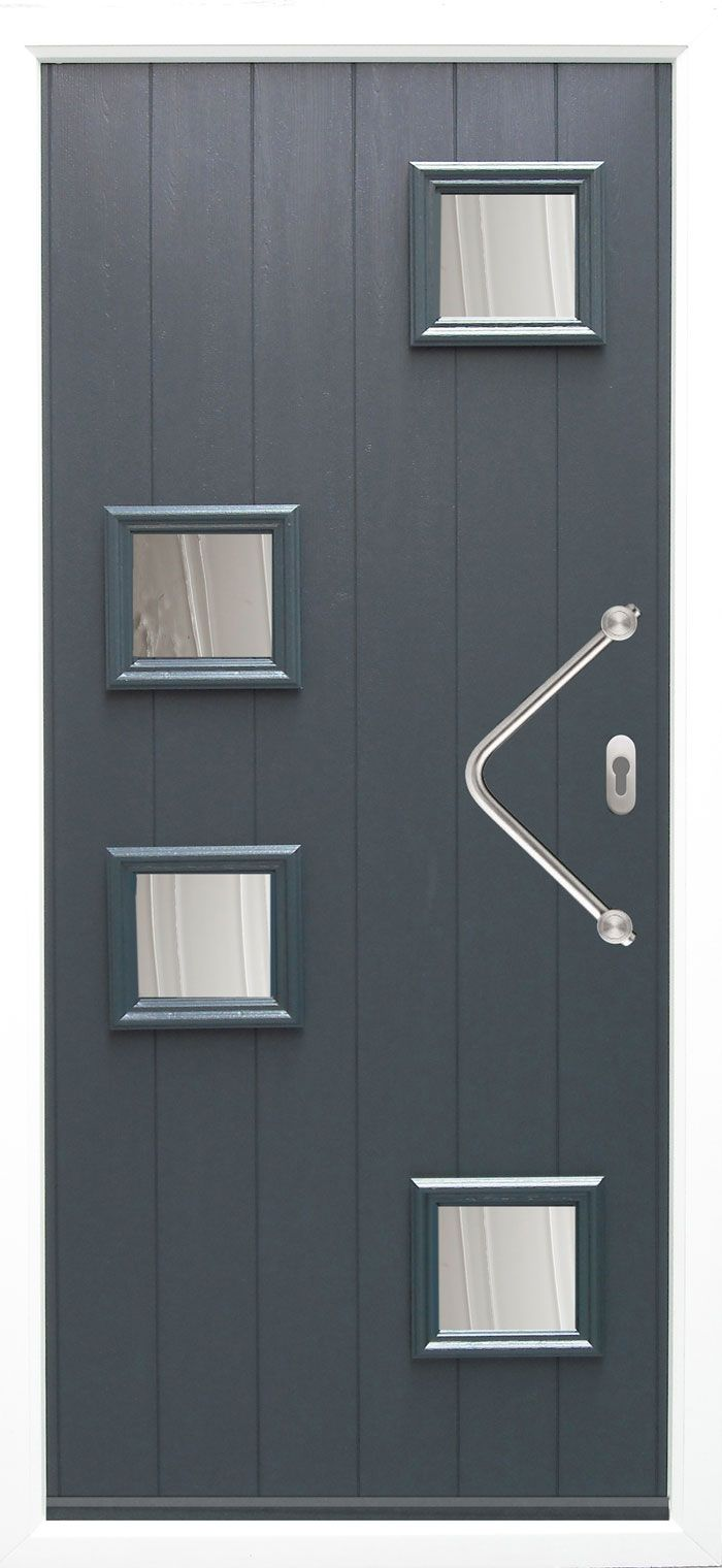 Part of our Composite French Door Range from the Solidor Collection