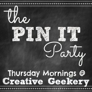 THE Pin Party :: come and join this awesome party, link-up, mingle! see you there!
