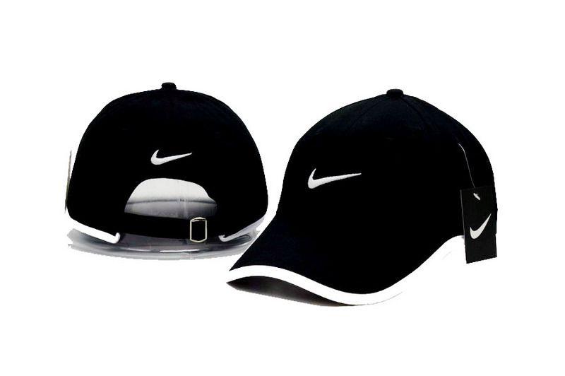 ebf5dae5 ... new arrivals mens womens nike ultra featherlight baseball golf  adjustable dad hat black white a7900 b0fbd