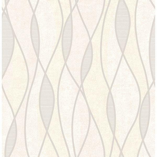 2686-001967 - Gille Blush Geometric - by Brewster