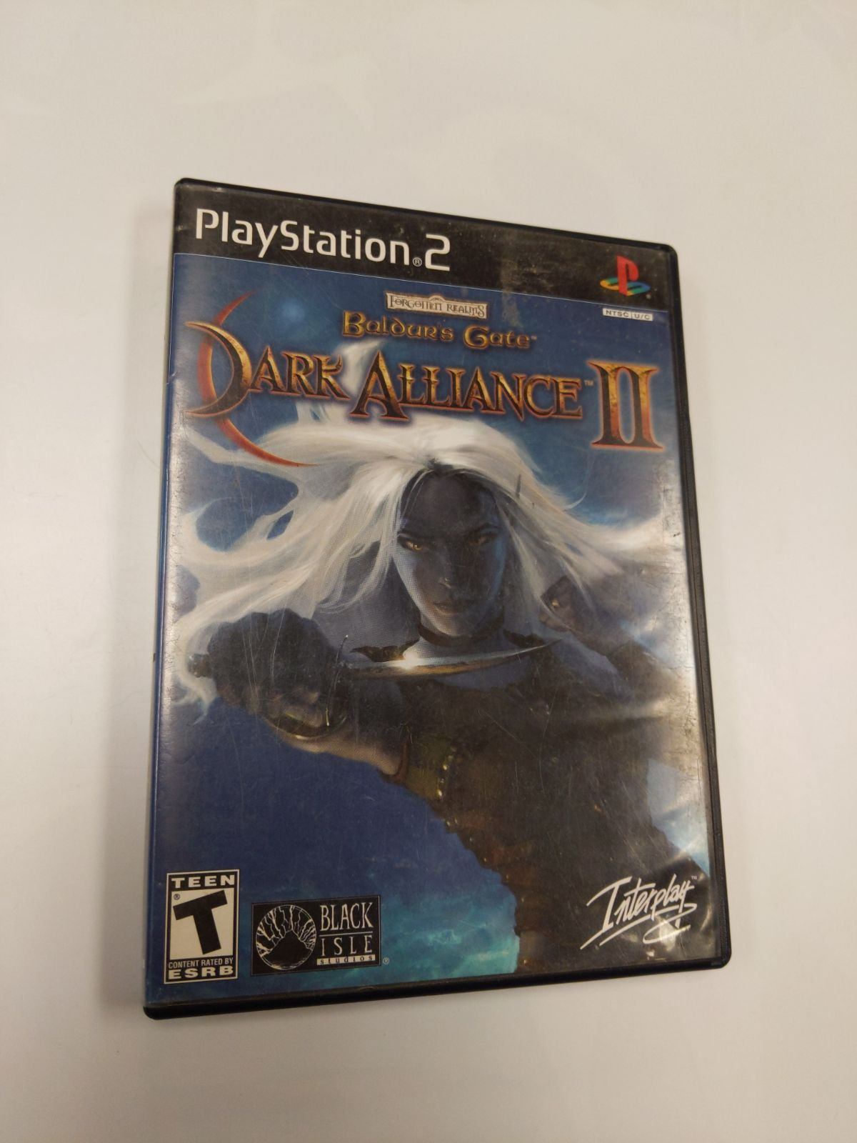 Baldur S Gate 2 Dark Alliance For The Playstation 2 Has Light