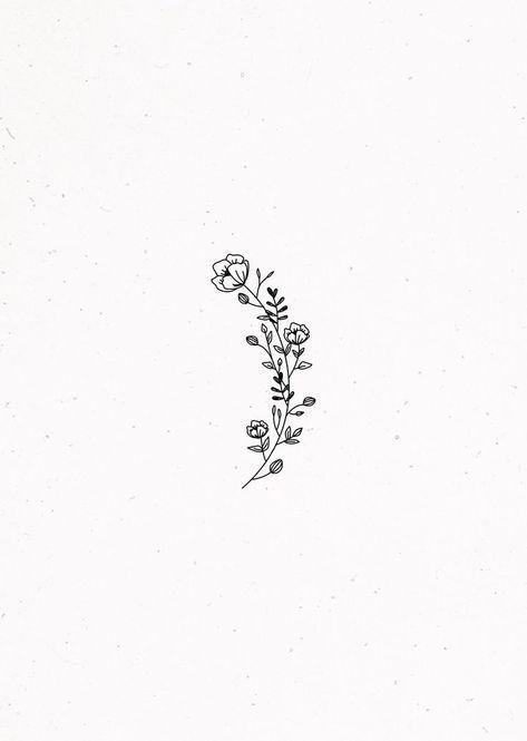 67 Ideas Tattoo Flower Small Ear Piercings For 2019