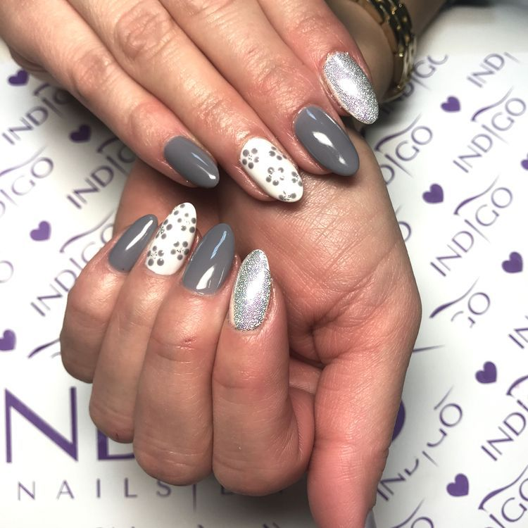 75 Winter Nails Amaze Everyone Winter Nails Manicure Nails