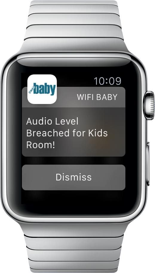 Apple Watch Alerts Be Notified When Your Baby Is Crying