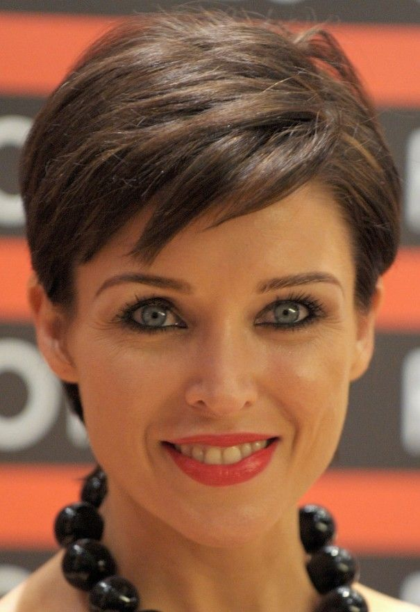 Short Hairstyles For Women Over  Thick Hair Short Pixie Haircut Pixie Hairstyle Gallery Latest Pixie Cut For