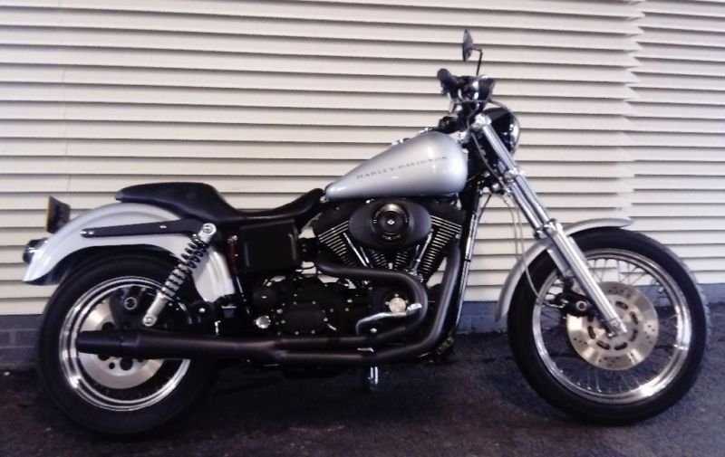 Harley Davidson Fxdx Dyna Super Glide Sport Thecustommotorcycle