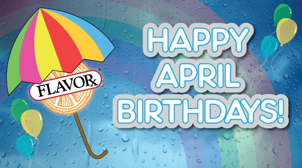 Image result for april happy birthday