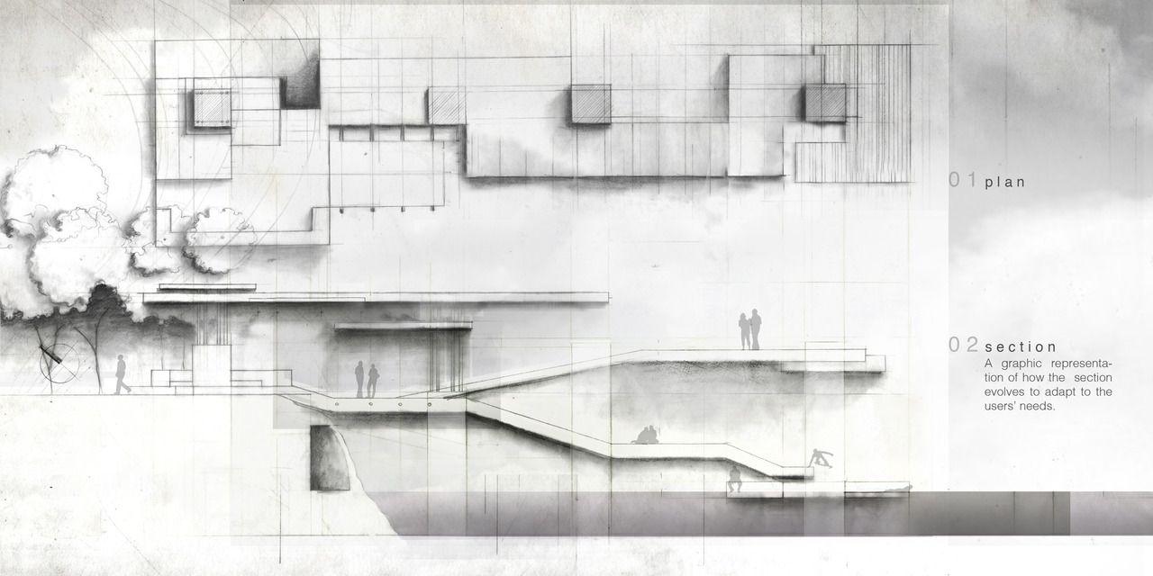 """Architecture Drawing Class brianna nixon, usf school of architecture core design ii: """"floor"""