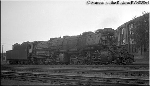 The Denver and Rio Grande Western Railroad