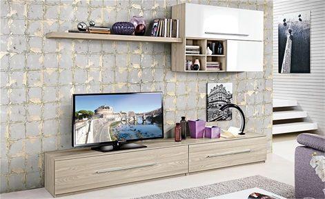 Soggiorno Vario  Mondo Convenienza  Idee per la casa  Home Decor Home e Furniture