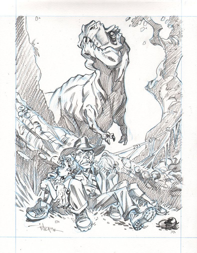 Jurassic Park by 3nrique on deviantART | Jurassic World:Fallen ...