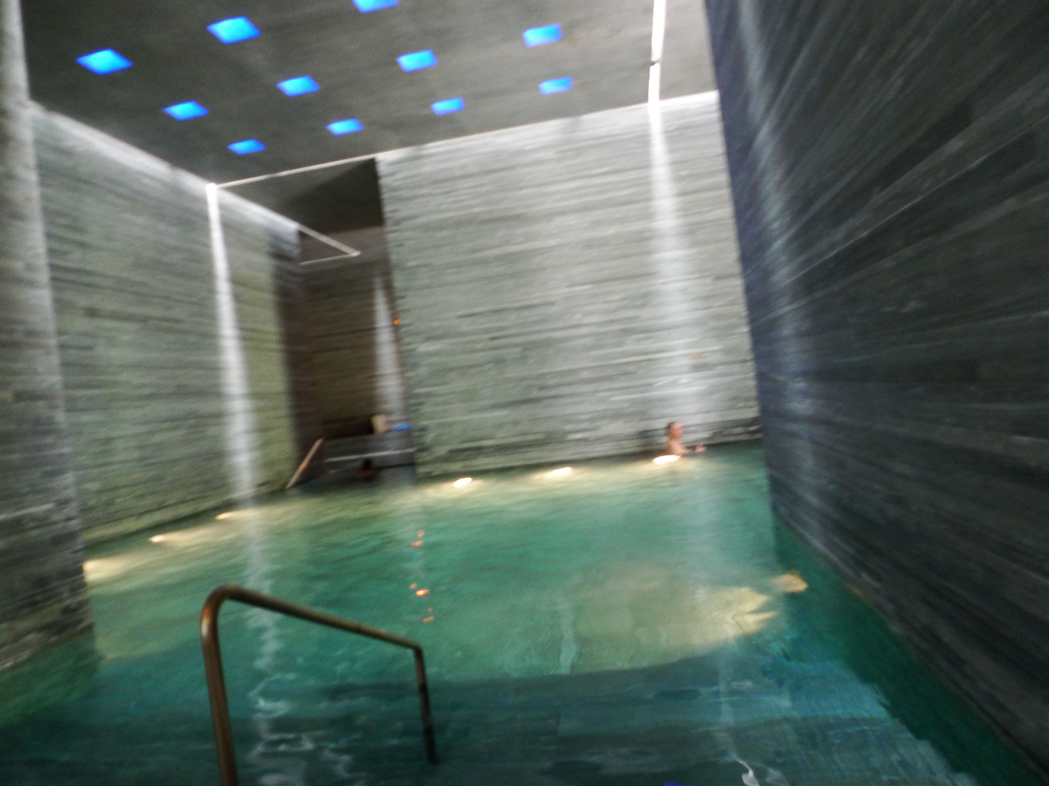 Peter Zumthor - Thermes Vals