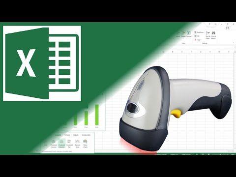 Cómo hacer inventario en Excel con código de barras paso a paso - Josep Jurado
