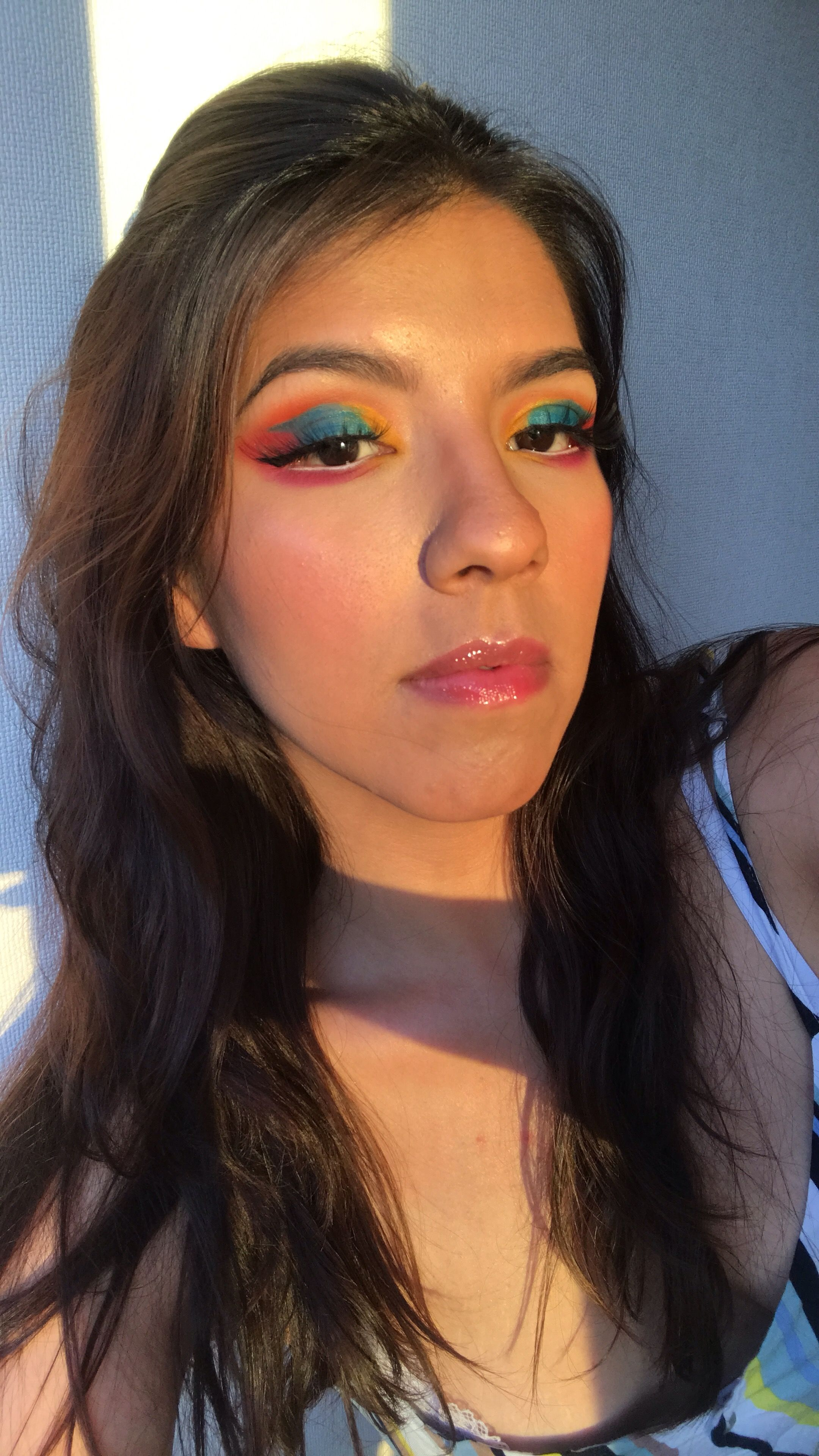 Maquillaje Full Color 🏳️‍🌈