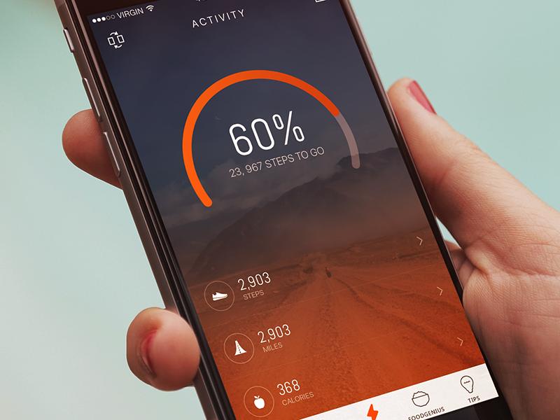 Fitness App Avia Ascend Health App Design Health App App Design Inspiration