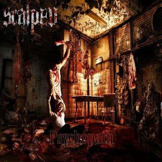 brutalgera: Scalped - Psychopath [ep] (2014)   Old School Deat...