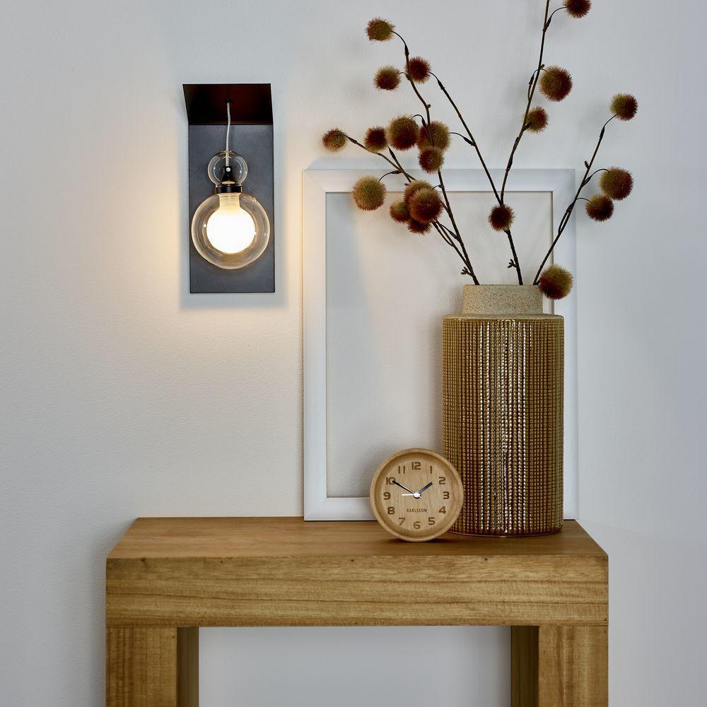 Wandleuchte Mads In Schwarz G9 Wandleuchte Wohnzimmer Leuchte Und Moderne Deckenleuchten