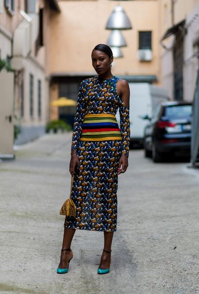 The Very Best Street-Style Inspiration from Milan Fashion Week - k chen von poco