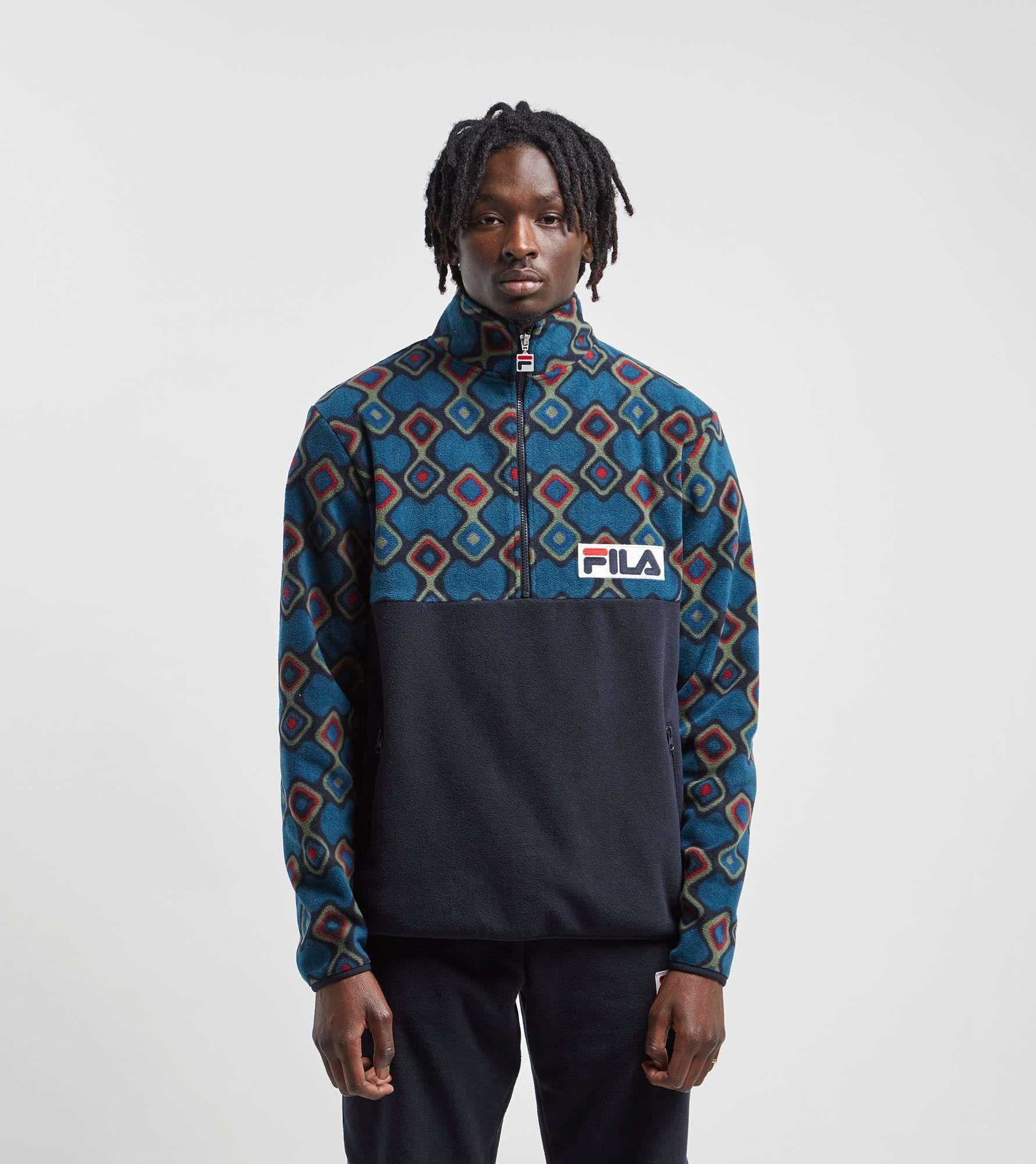 Fila Makalu Half Zip Fleece in 2019 | Half zip pullover