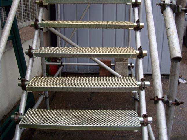 Apollo Scaffold Services Manufacture And Supply X Beams, Ladder Beams,  Lattice Beams, Safety Gates And Stair Treads For Sale In The UK For  Construction And ...