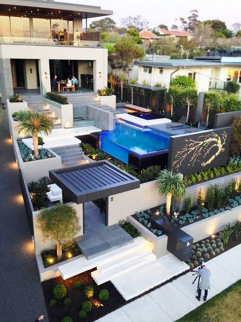 Backyard Pool House Design Ideas