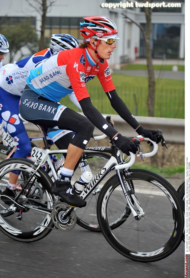 Andy Schleck Cycling Outfit Cycling Bike