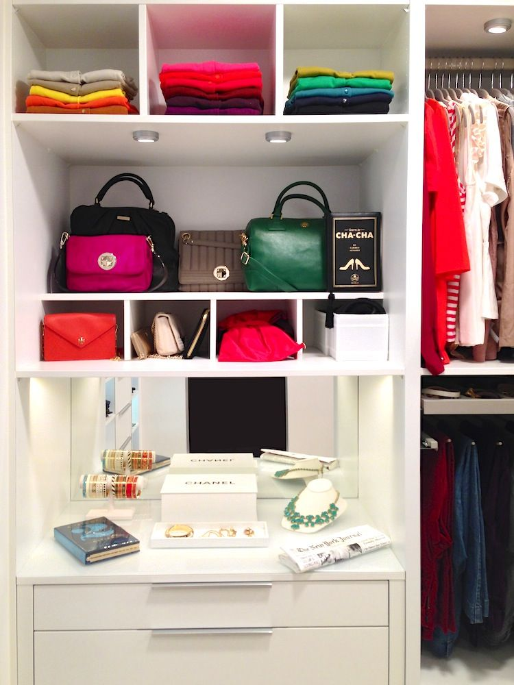 My Closet Remodel / Ikea Hacking / A Jackie Cardigan And Purse Addiction  Well Organized.