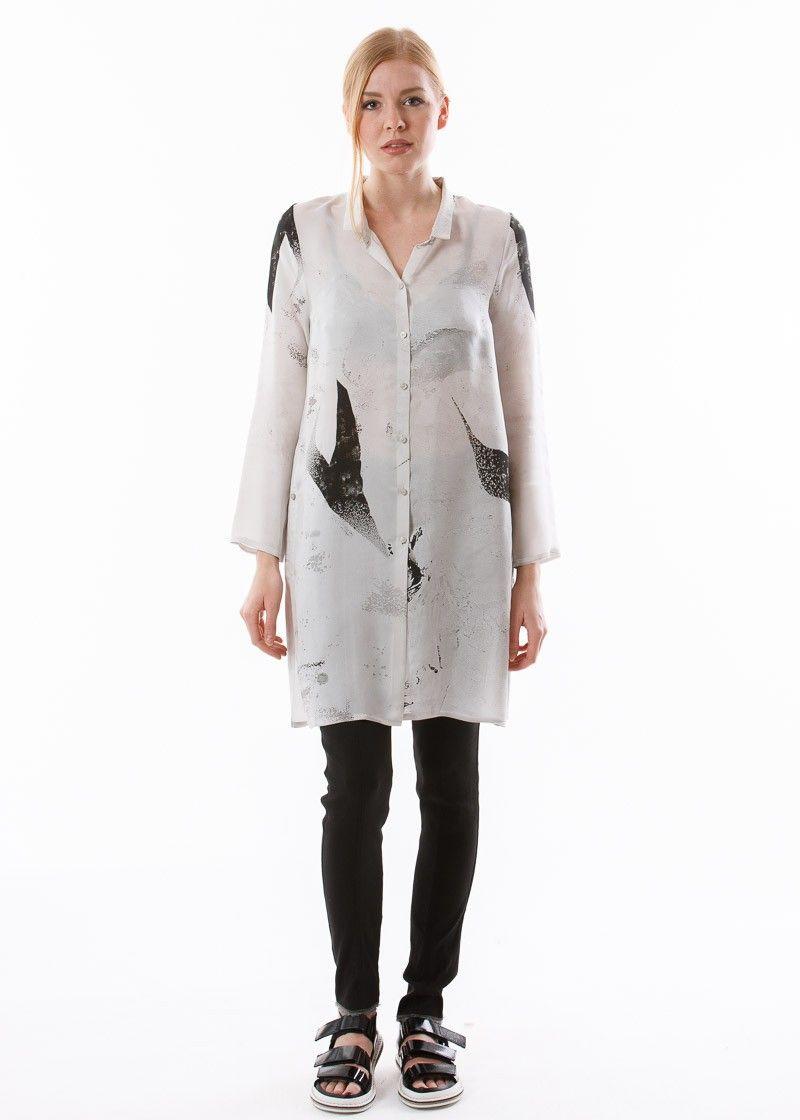 d26c2d6725c9eb Shirt dress Tria by annette görtz