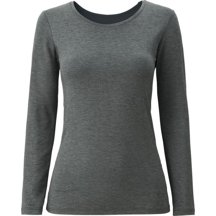 3e8992e3 Women heattech crew neck long-sleeve t-shirt | Gifts for the ...